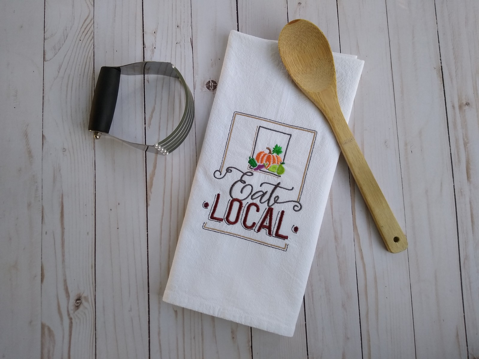 Towel – Eat Local